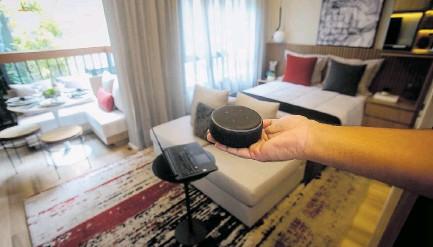 Casa 'inteligente' é cada vez mais realidade